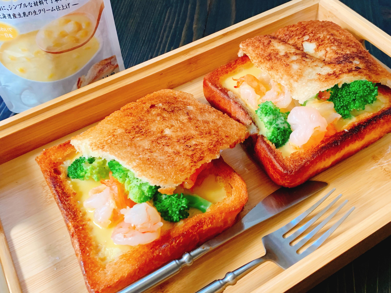 日本MCC北海道濃湯の創意吐司盒