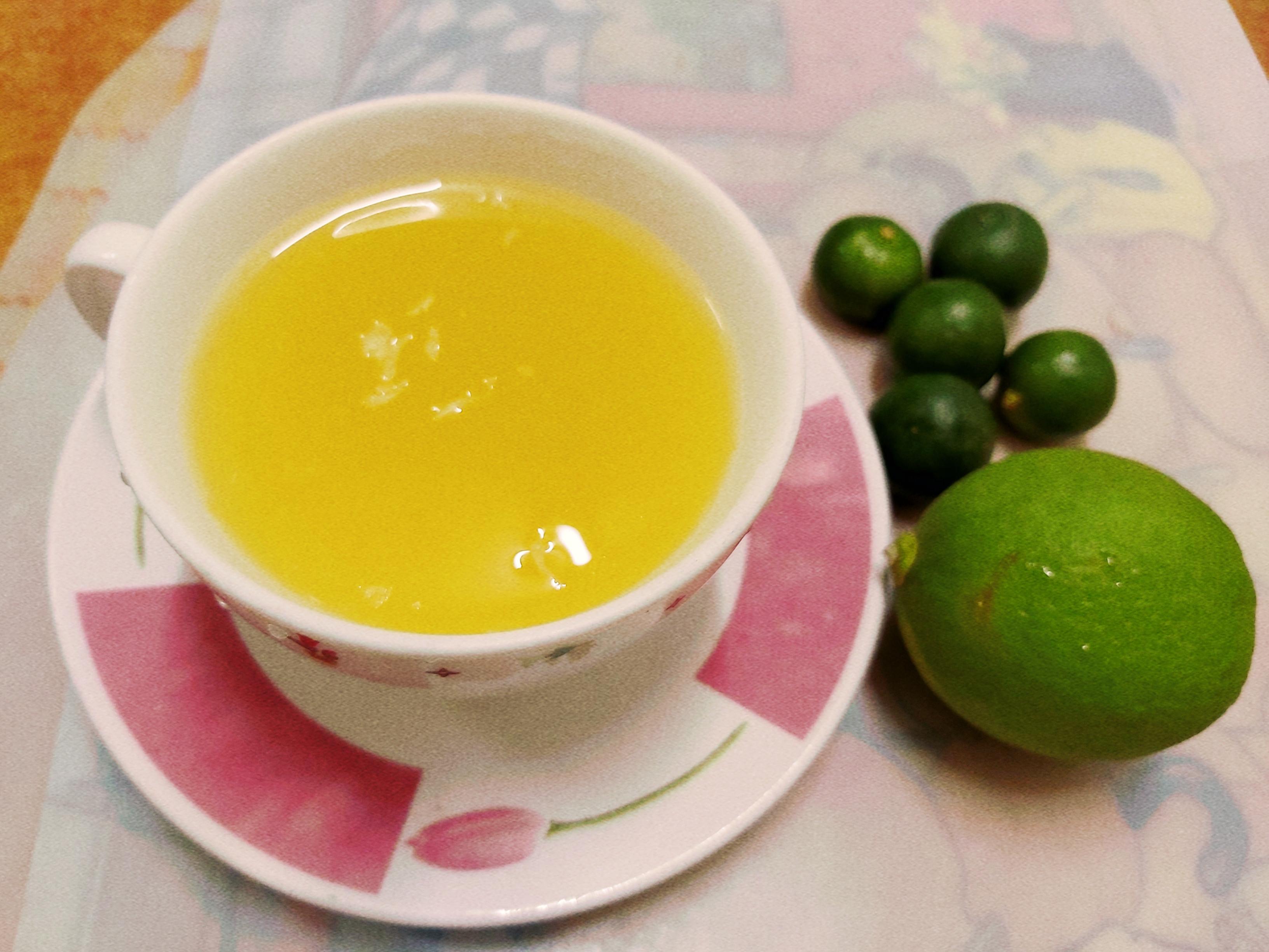 蜂蜜金桔檸檬汁