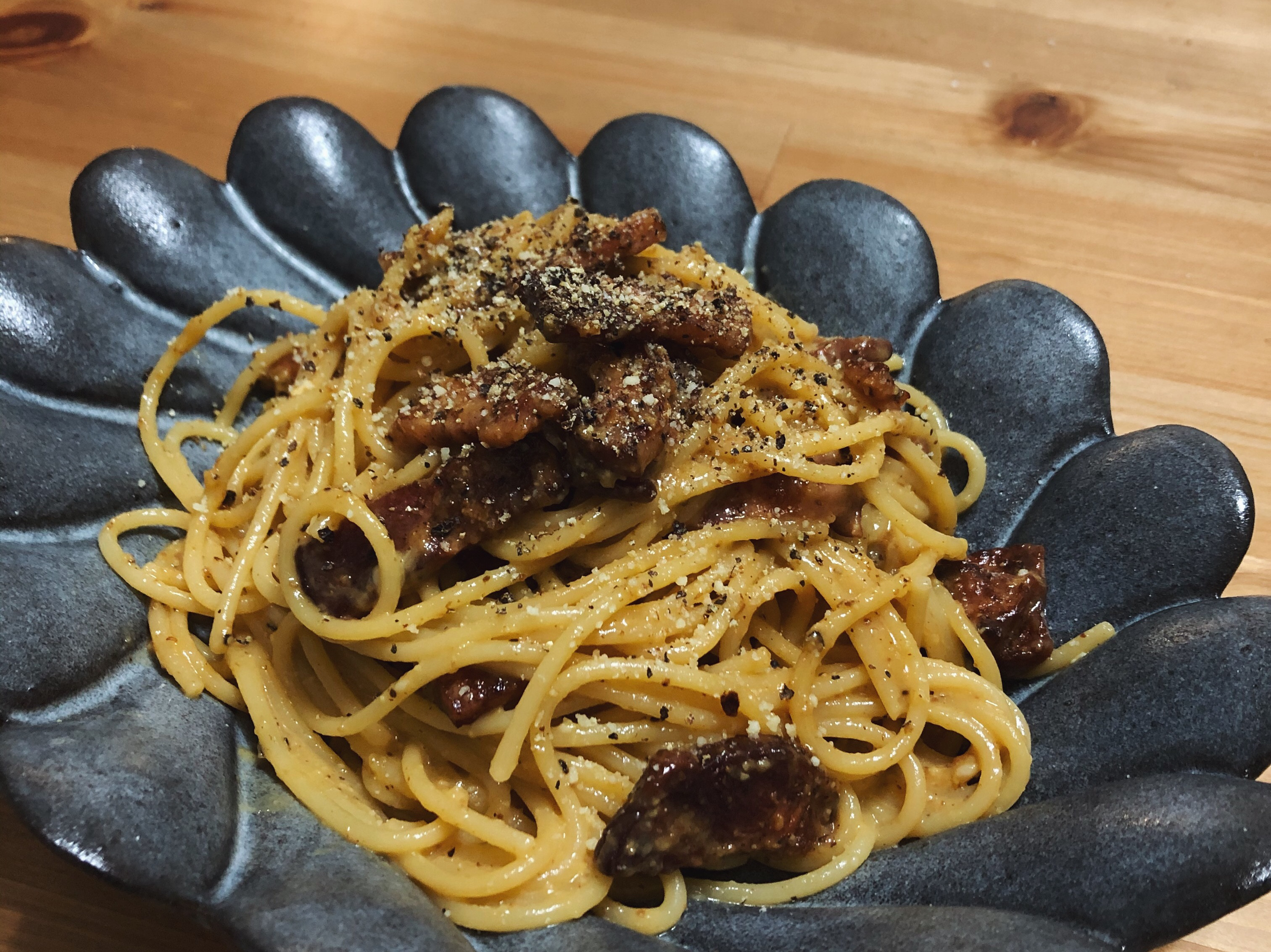 Carbonara 培根義大利麵