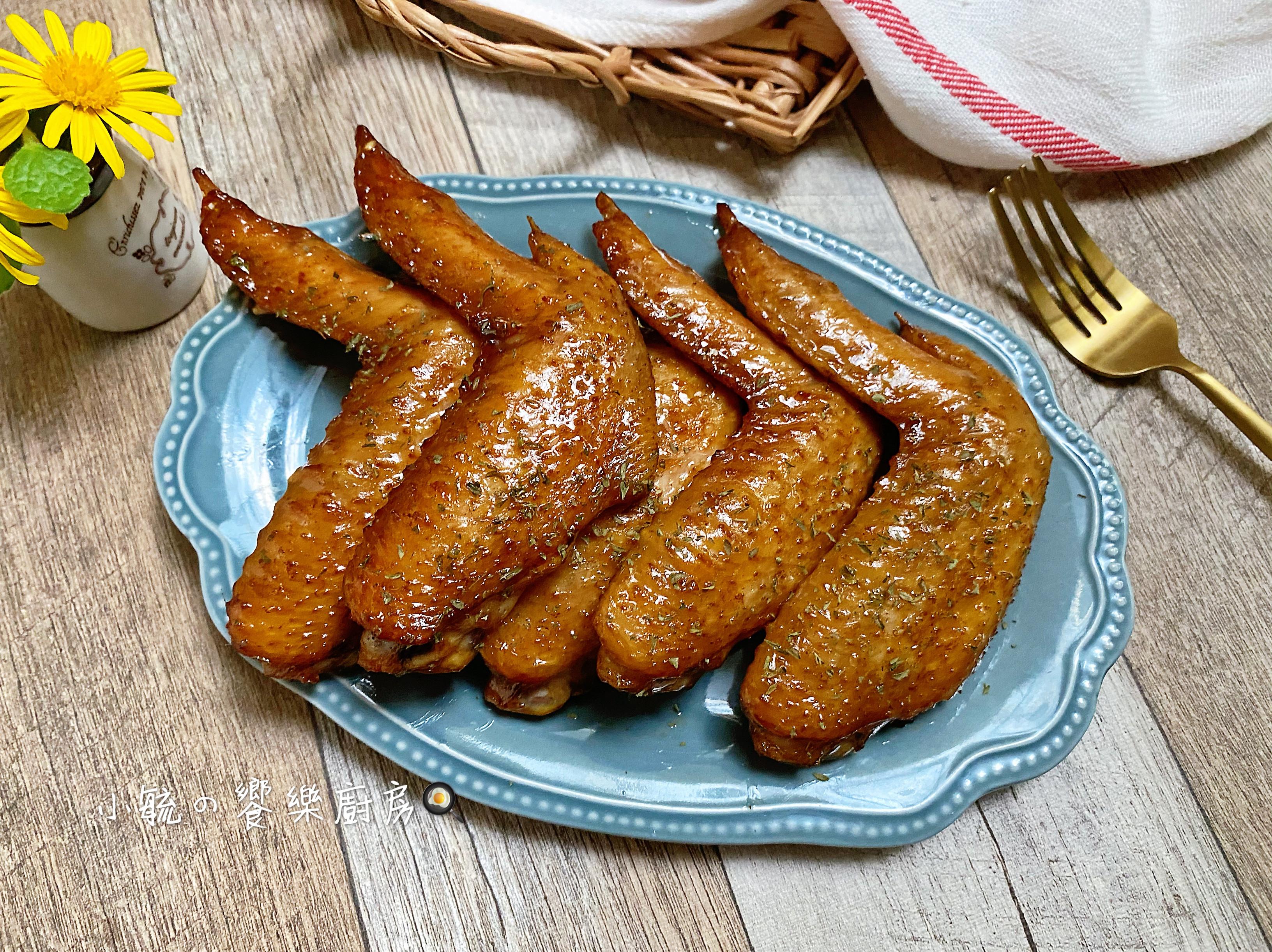 梅林醬烤雞翅