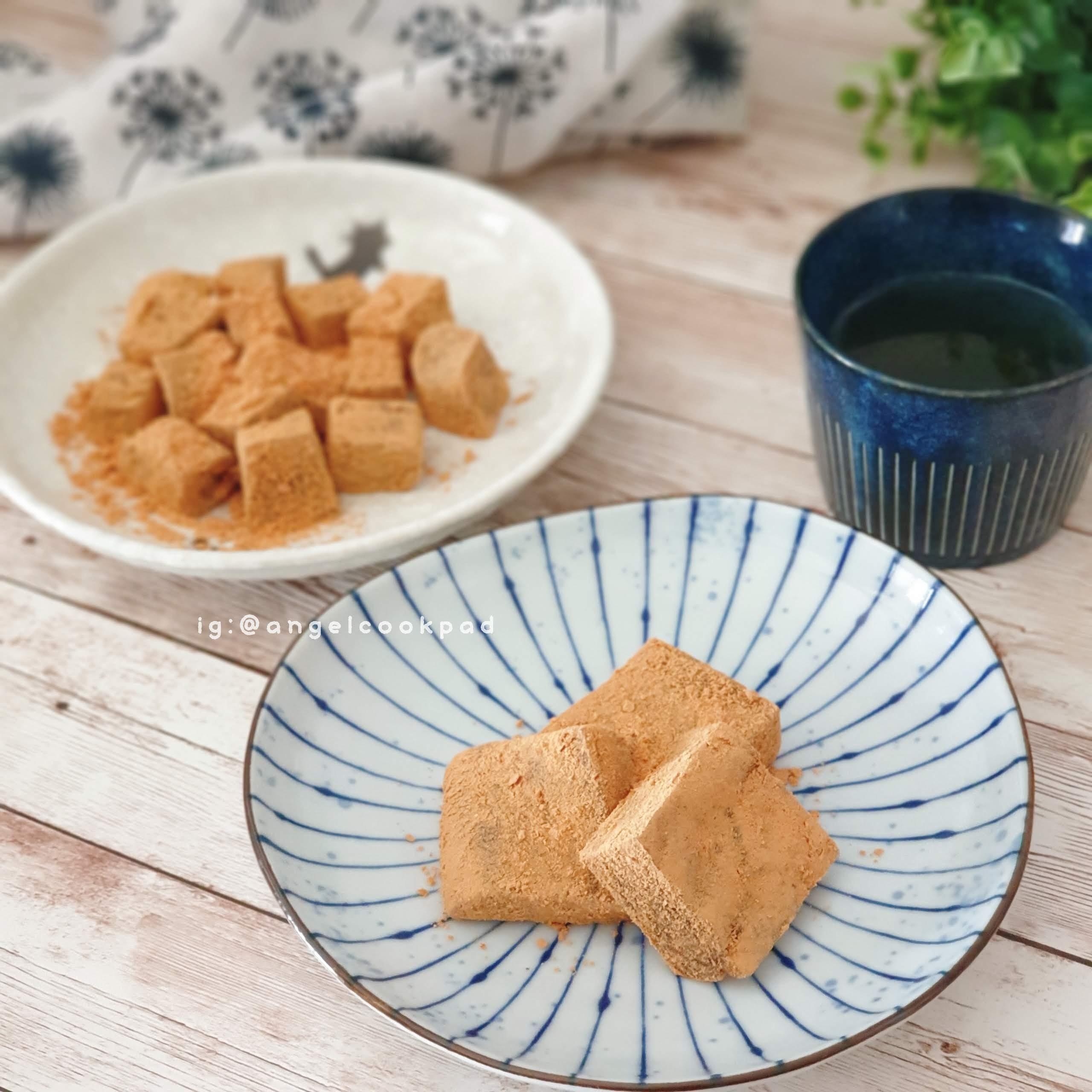 ⛩日本蕨餅 WARABIMOCHI