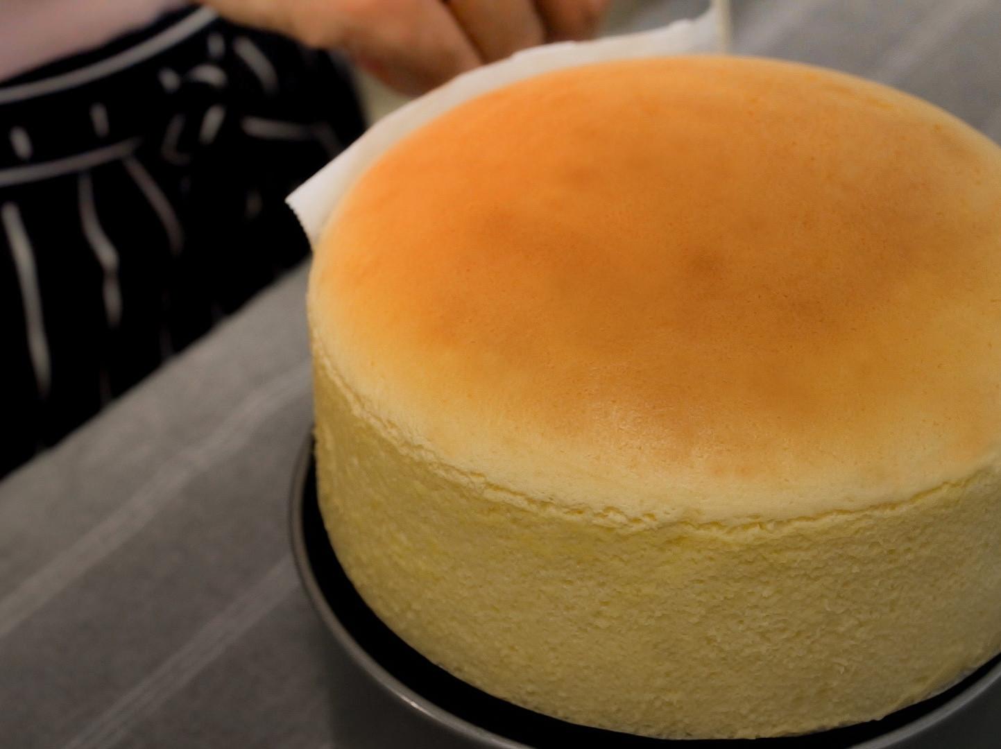 日式舒芙蕾起司蛋糕