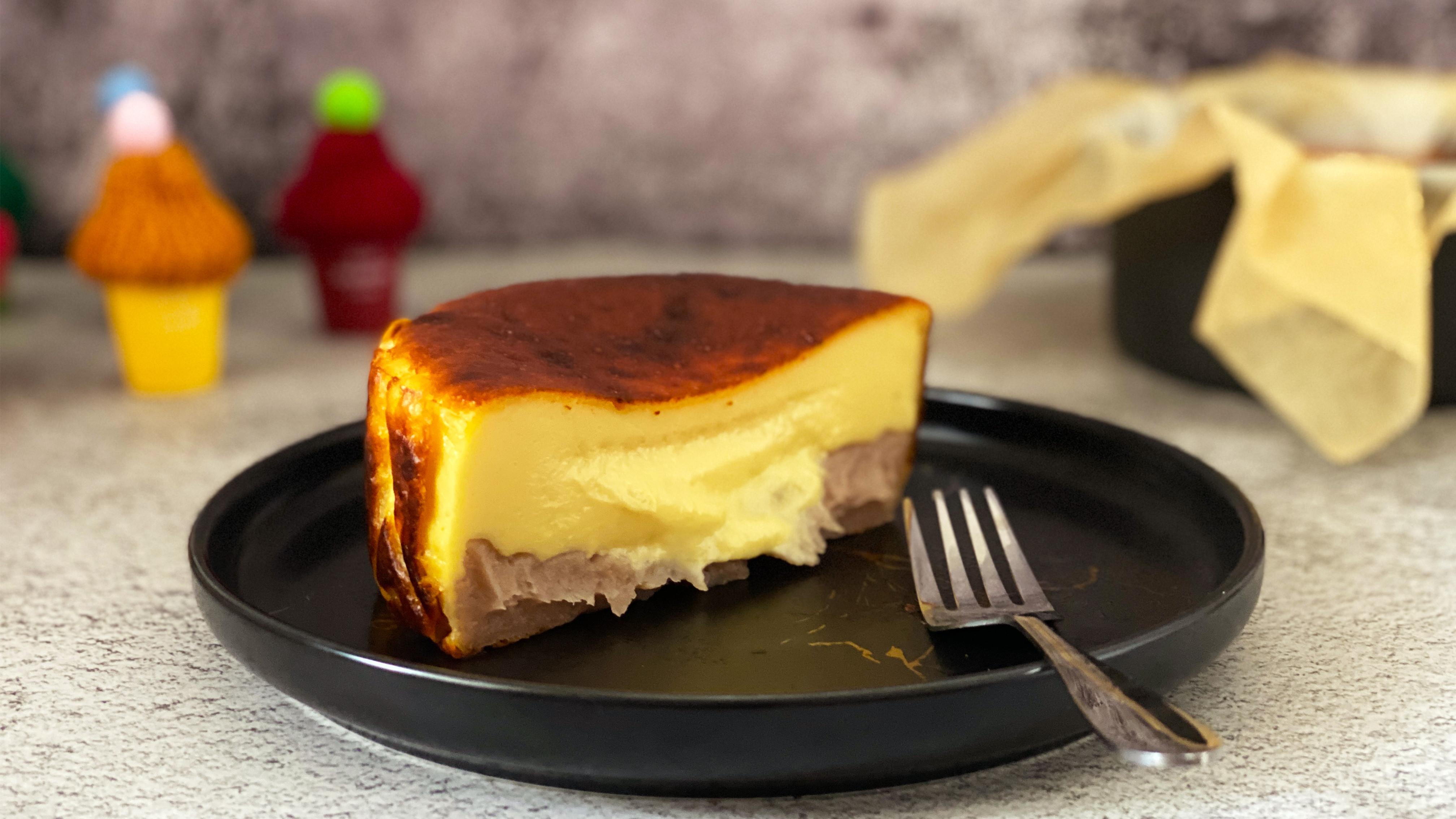 芋頭巴斯克乳酪蛋糕【9巷5弄】