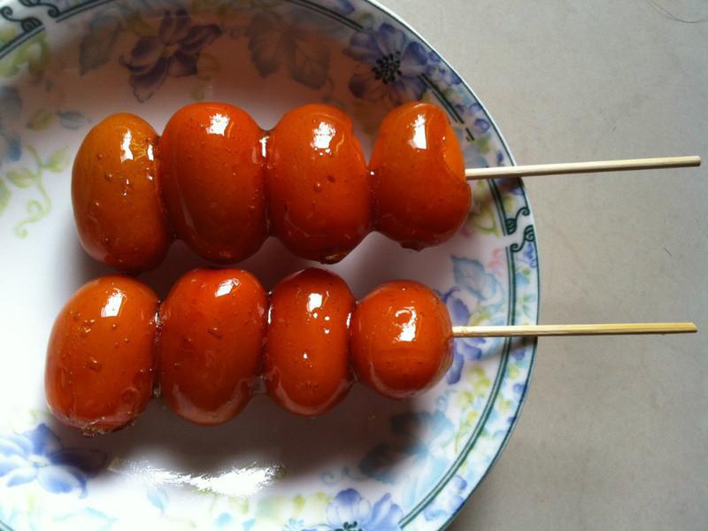 蕃茄糖葫蘆(尼的廚房)