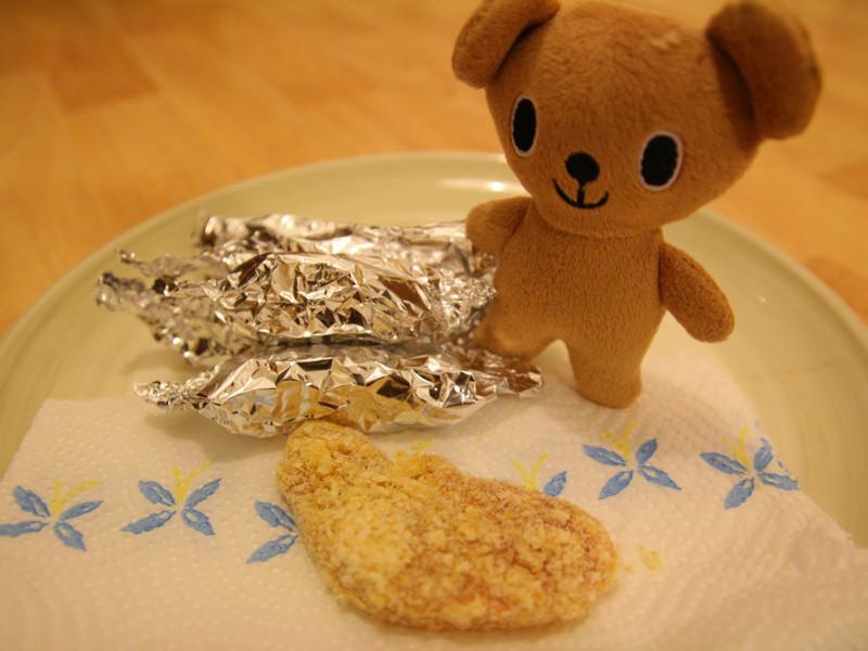 小人兒副食品【9-12個月】--香噴噴喜瑞兒雞柳條