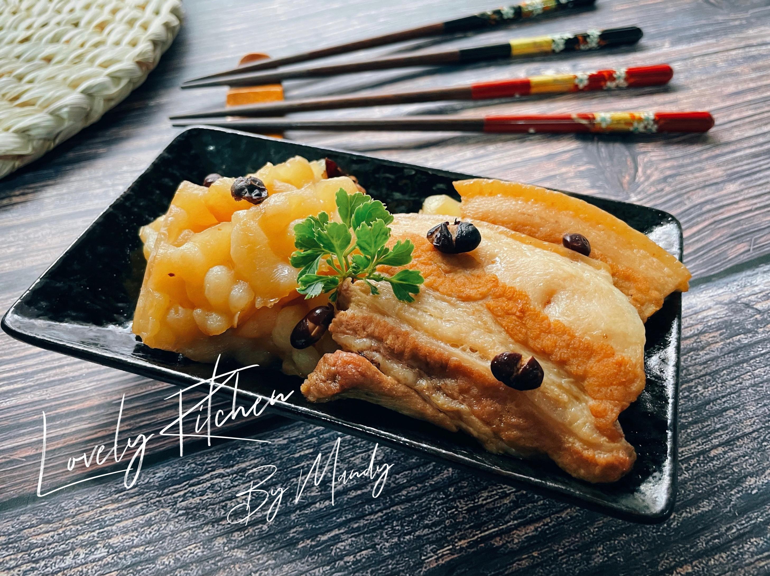 苦瓜滷控肉(爌肉)