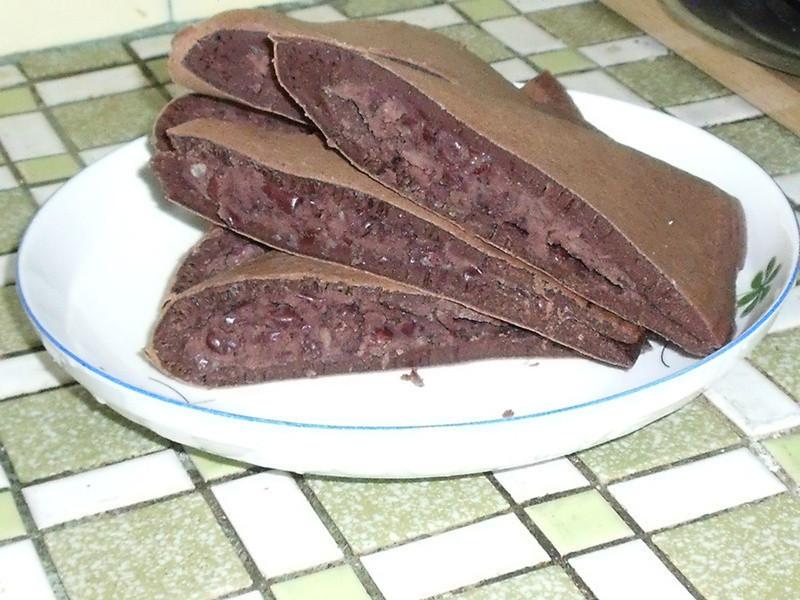 巧克力煎餅