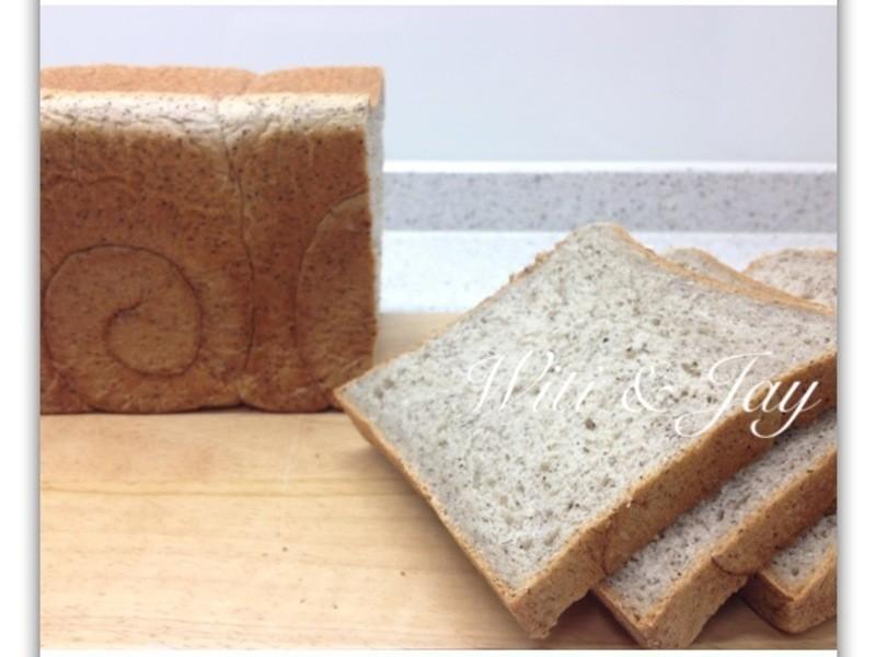 [Witi✿Kitchen](麵包機-麵包)蕎麥 吐司