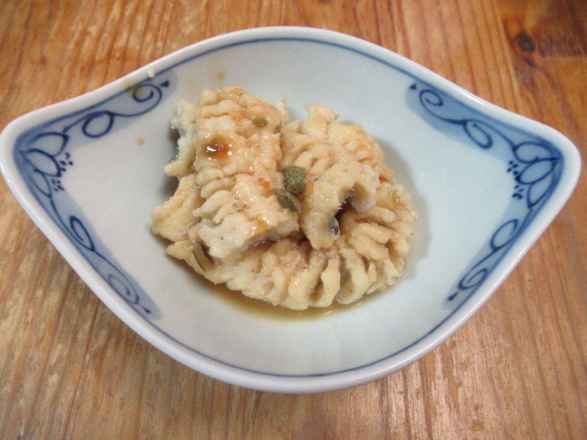日式山椒海鰻魚