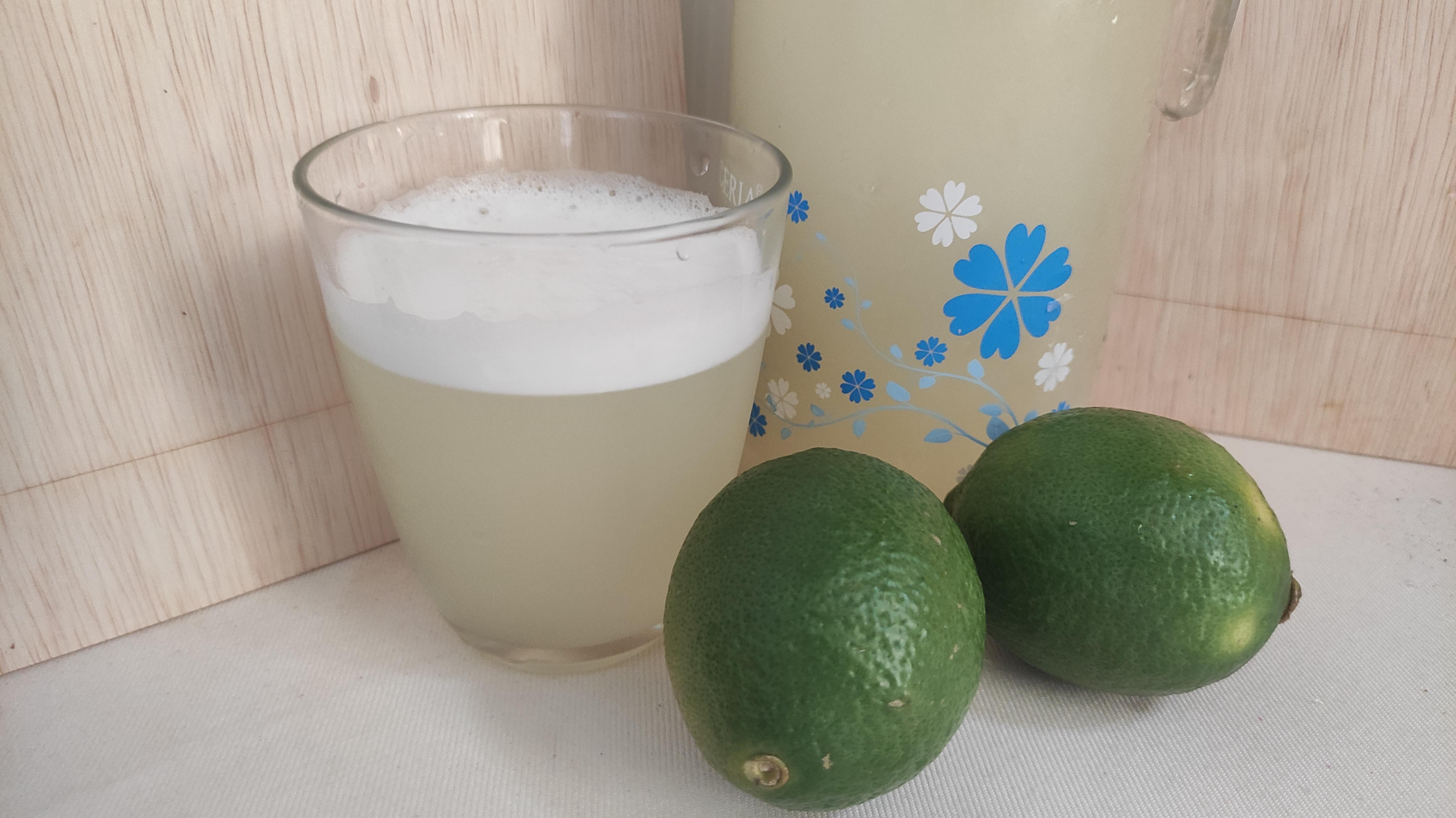 雪沫蜂蜜檸檬汁
