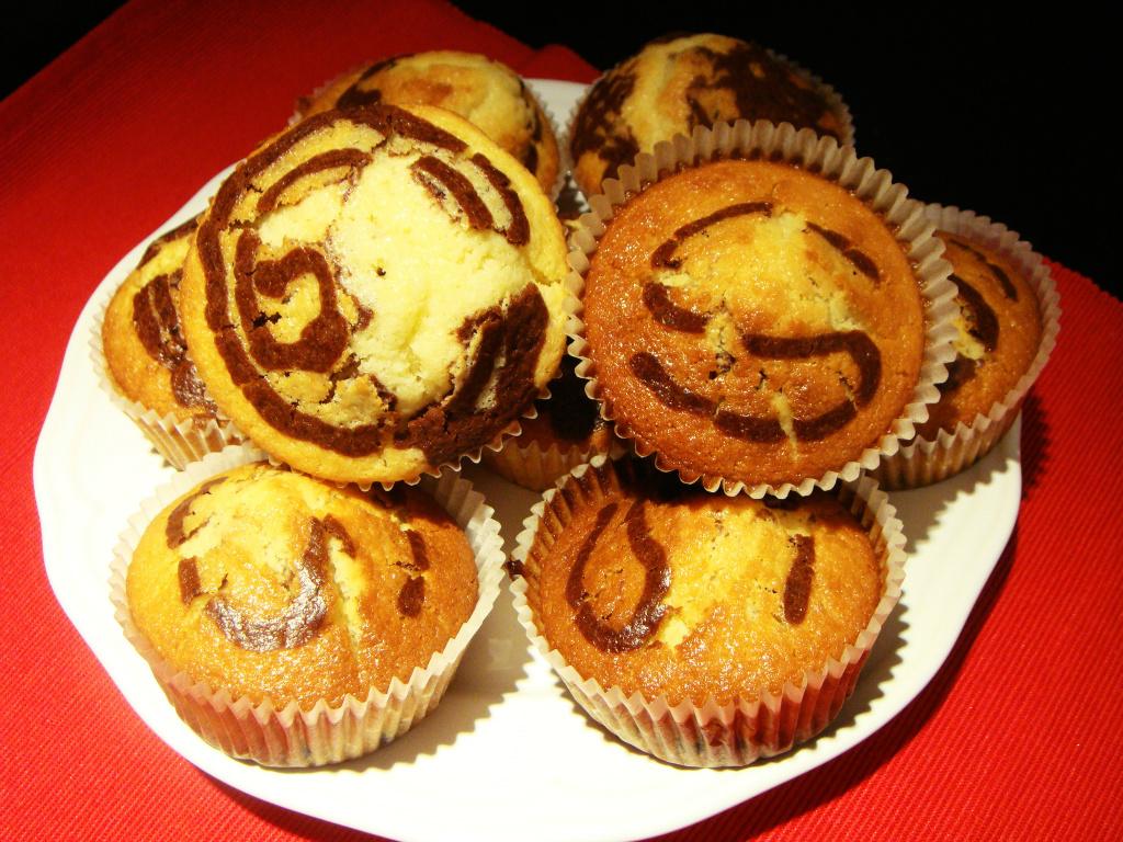 [cupcakes]鬆餅粉杯子蛋糕