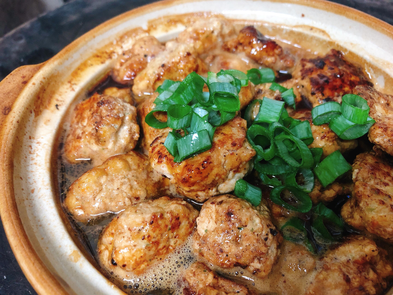 滷超嫩肉丸子:大人醬滷、幼兒香煎/清蒸