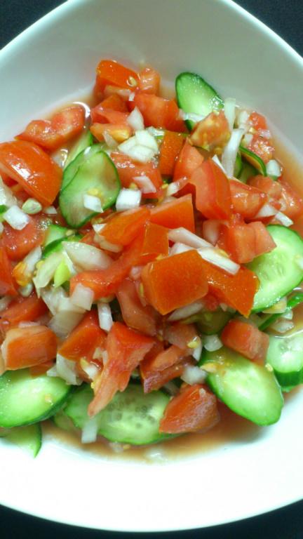 開胃番茄小黃瓜