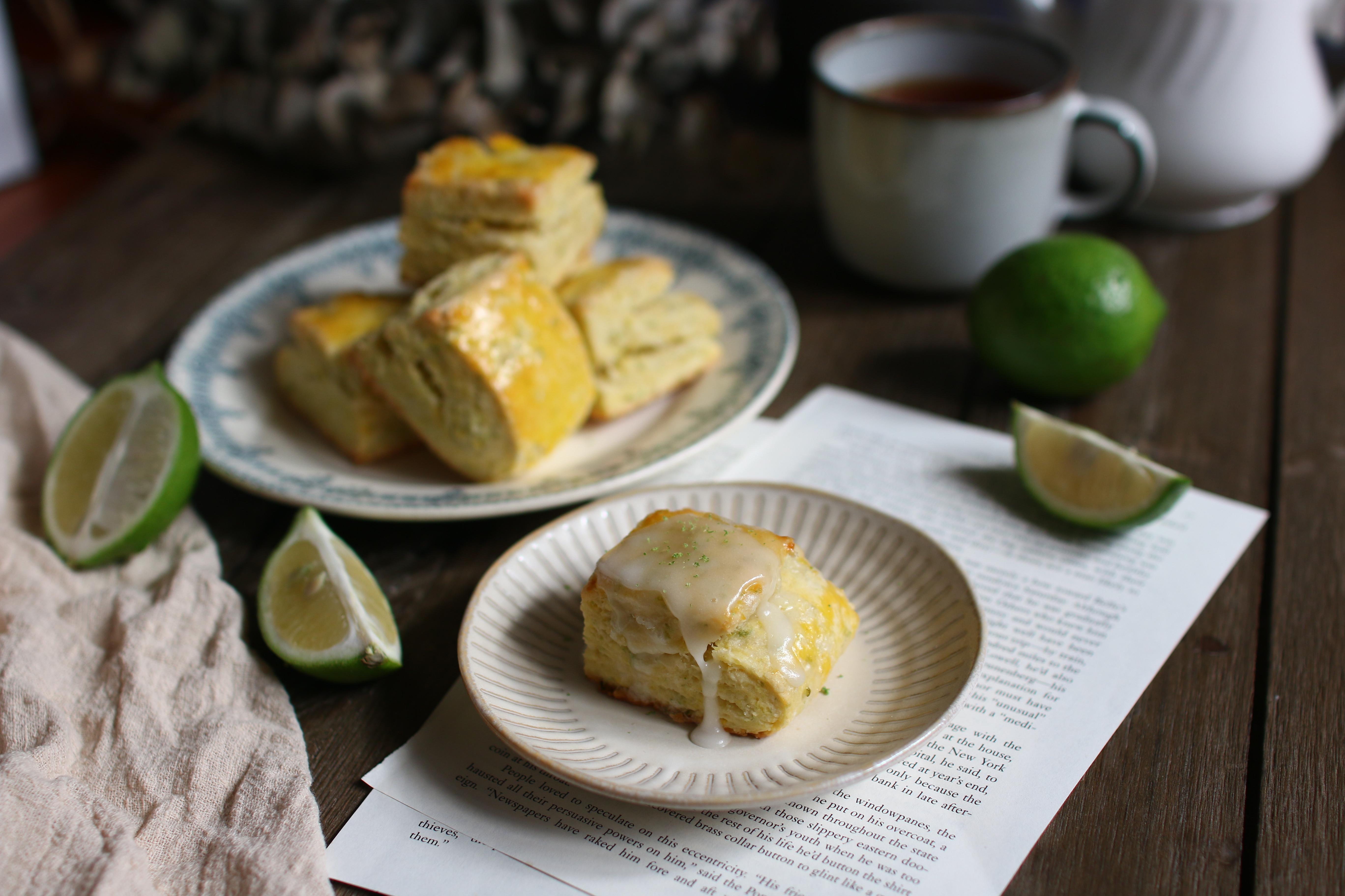 檸檬司康 Lemon Scam