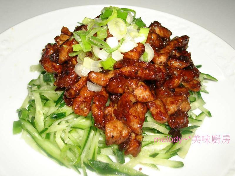 [健康廚房10分鐘出年菜]京醬豚肉