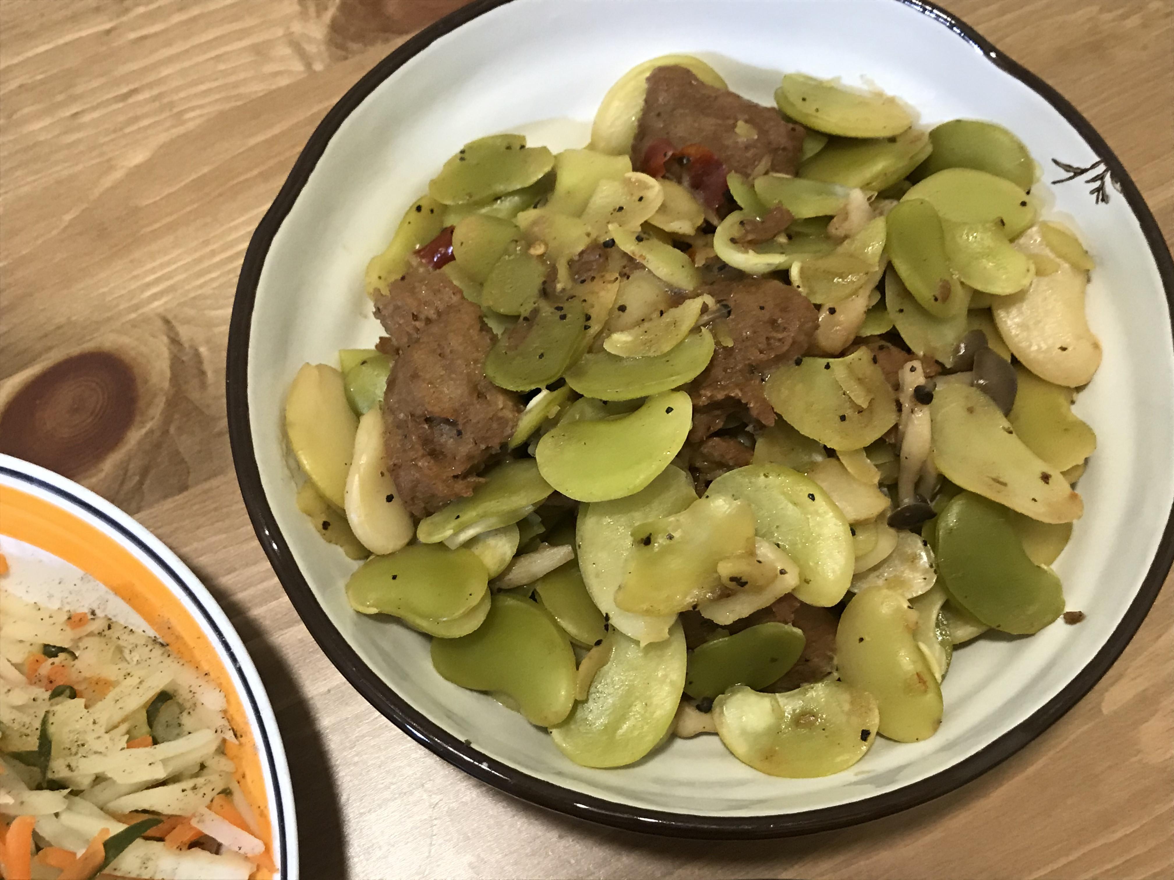 醬燒皇帝豆(全素)