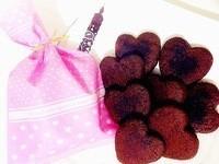 ♥小雨廚房♥苦甜巧克力餅乾