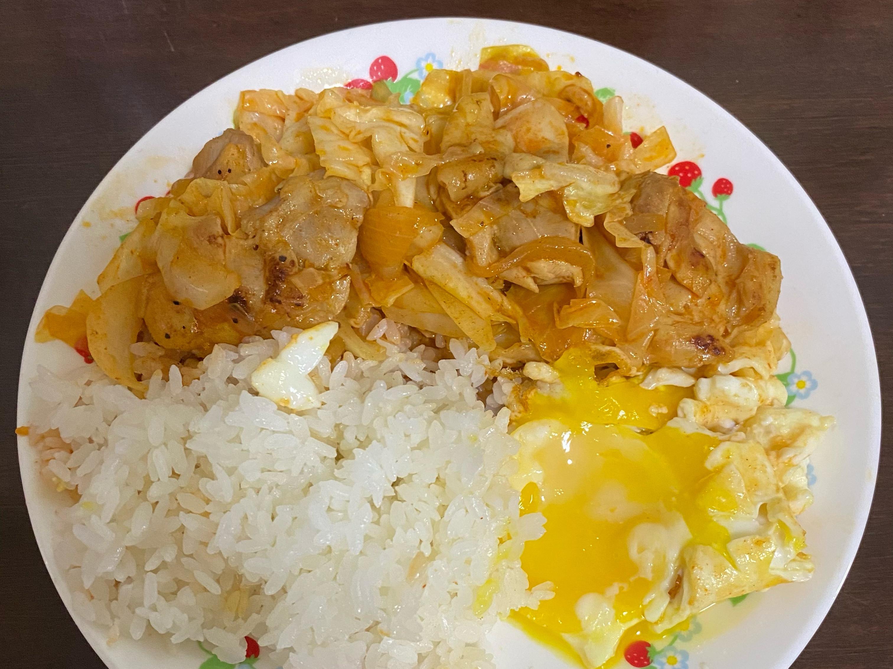 韓式辣醬雞腿肉 超簡單✨