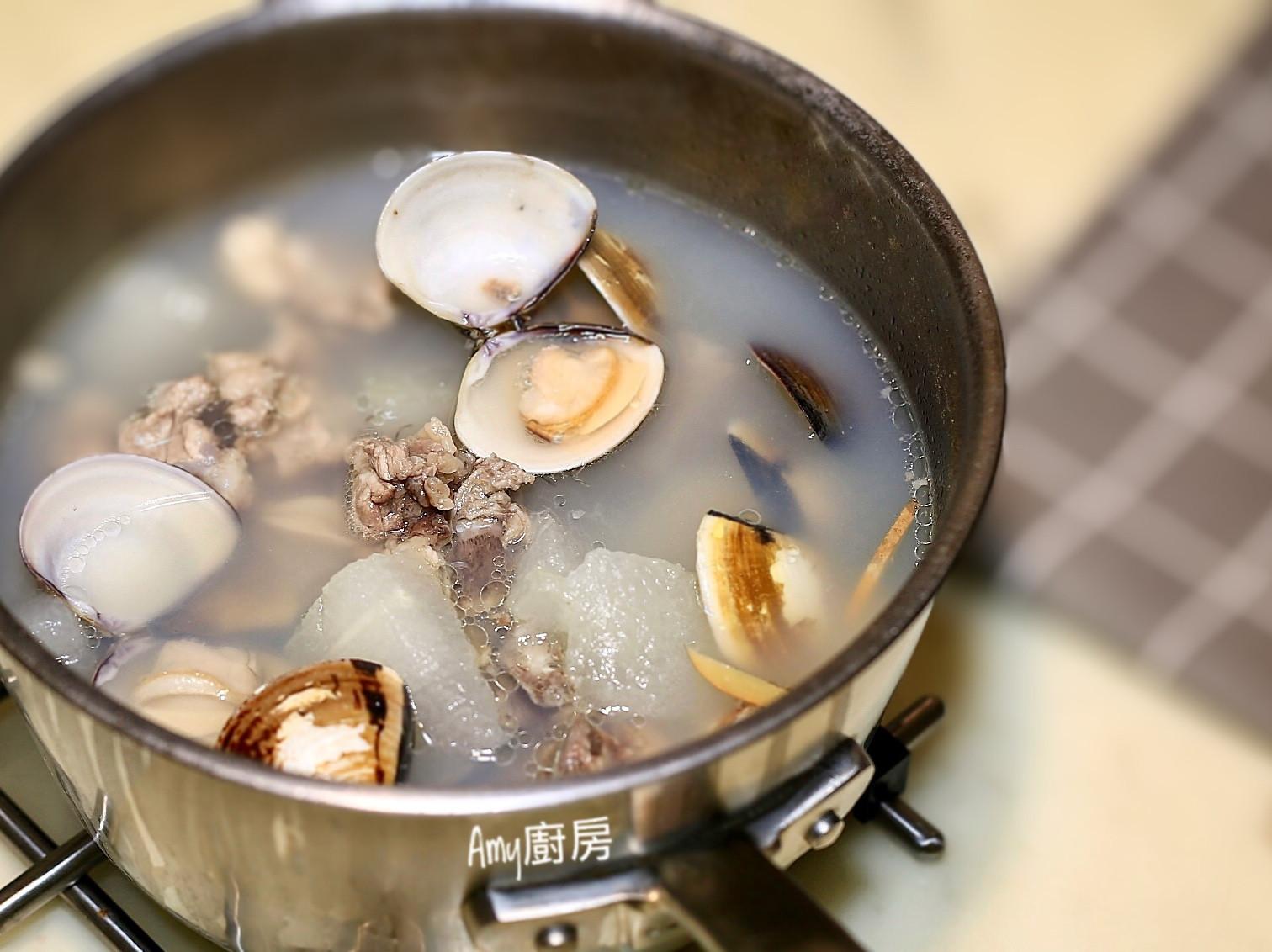 冬瓜蛤蜊排骨湯