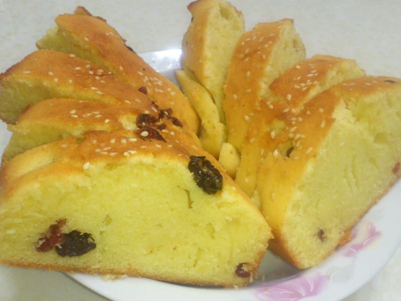 蔓越莓優格蛋糕