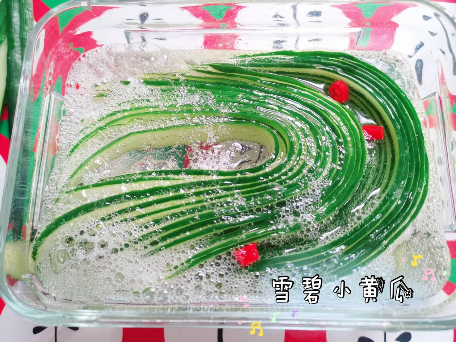 涼拌菜 - 雪碧小黃瓜