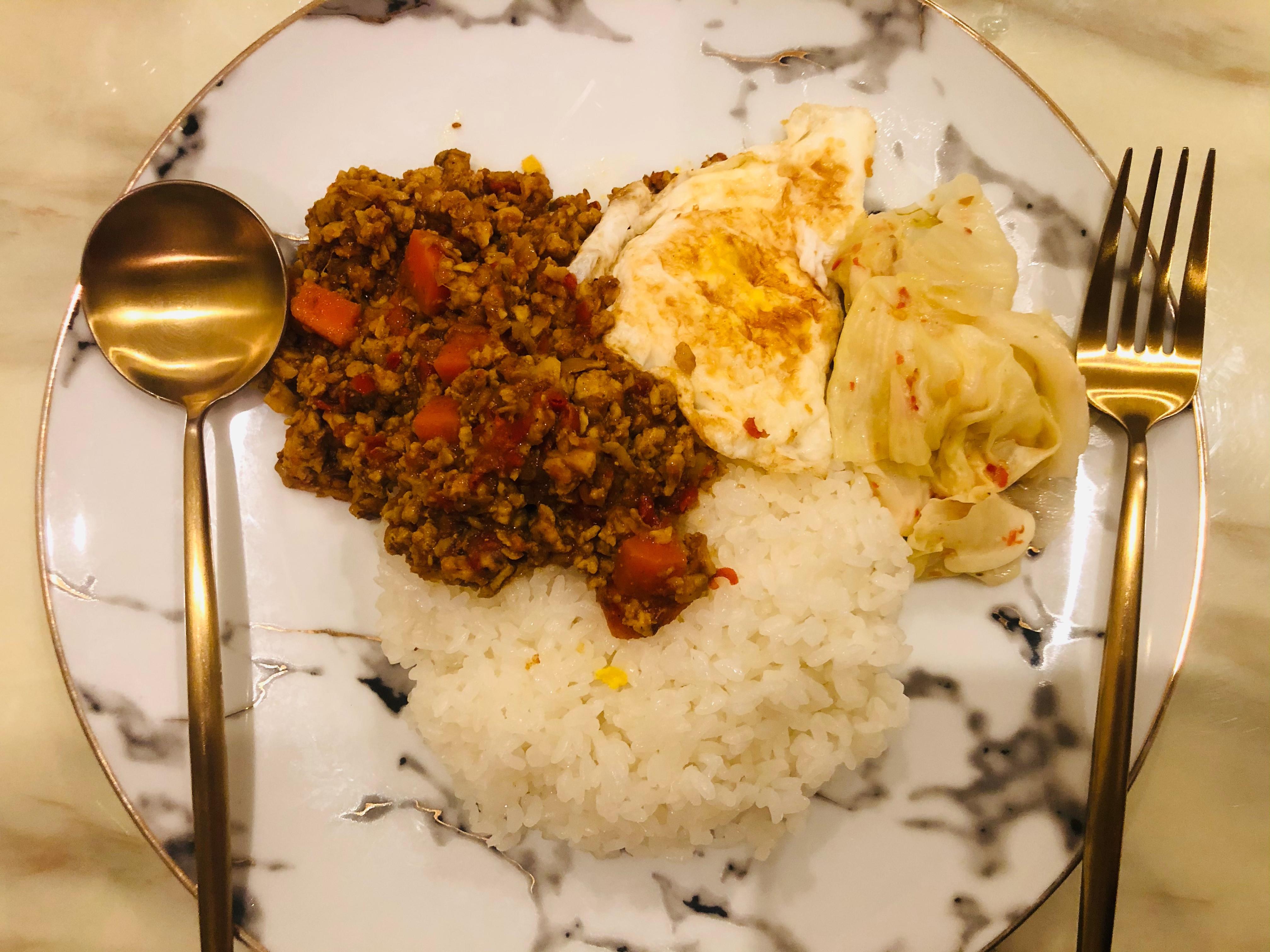 印度香料番茄乾咖哩肉燥