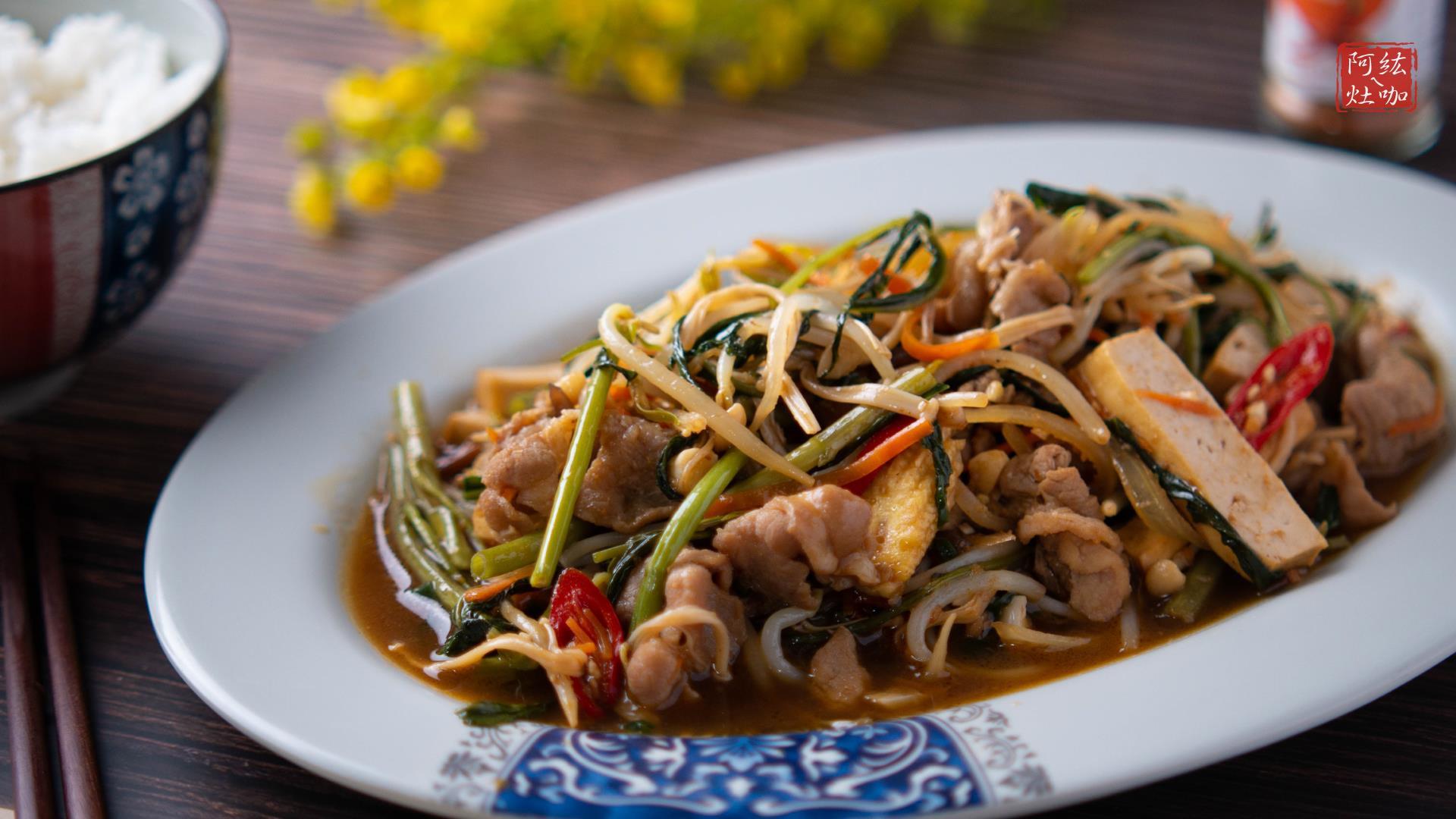 #133 蒙古烤肉