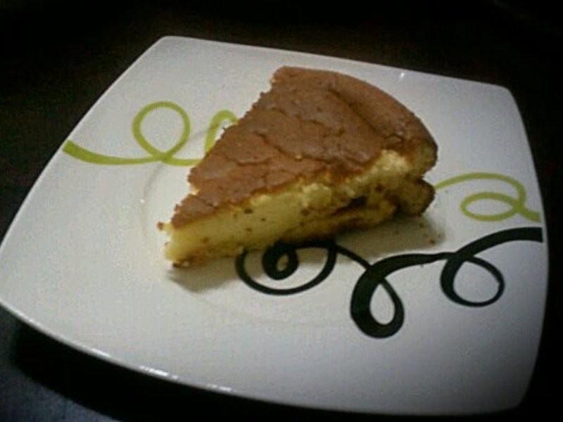香濃蜂蜜戚風蛋糕