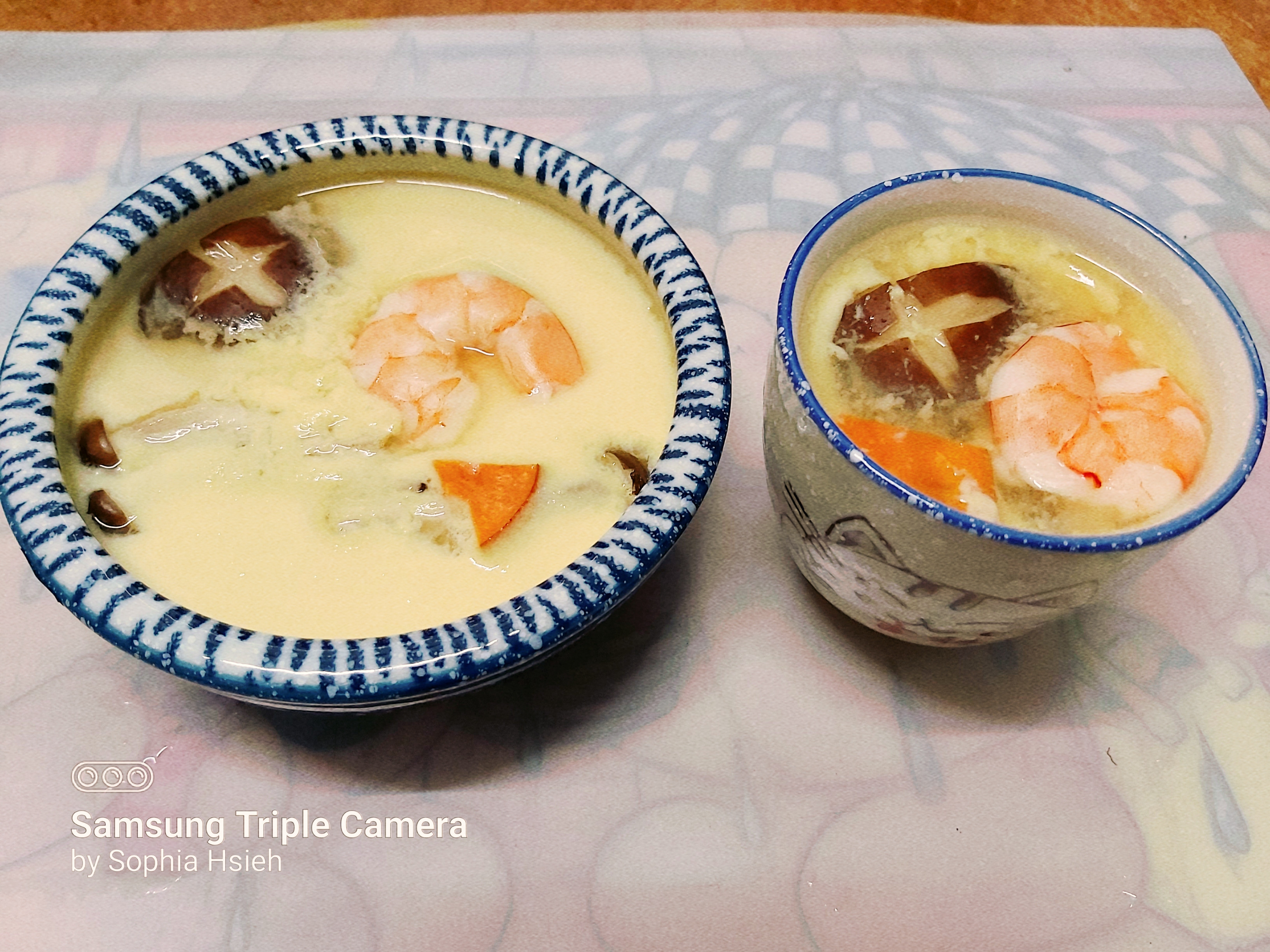日式蒸蛋(電鍋版)