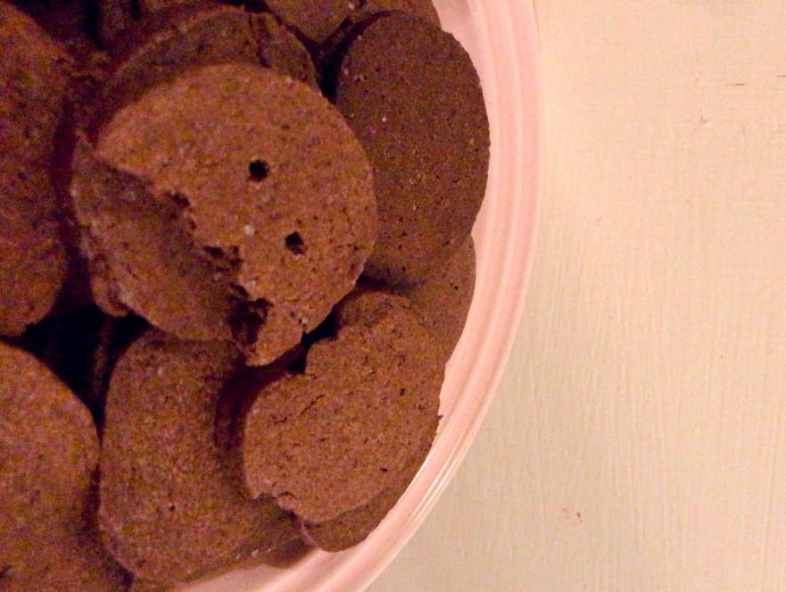 零失敗巧克力餅乾—烤箱甜點