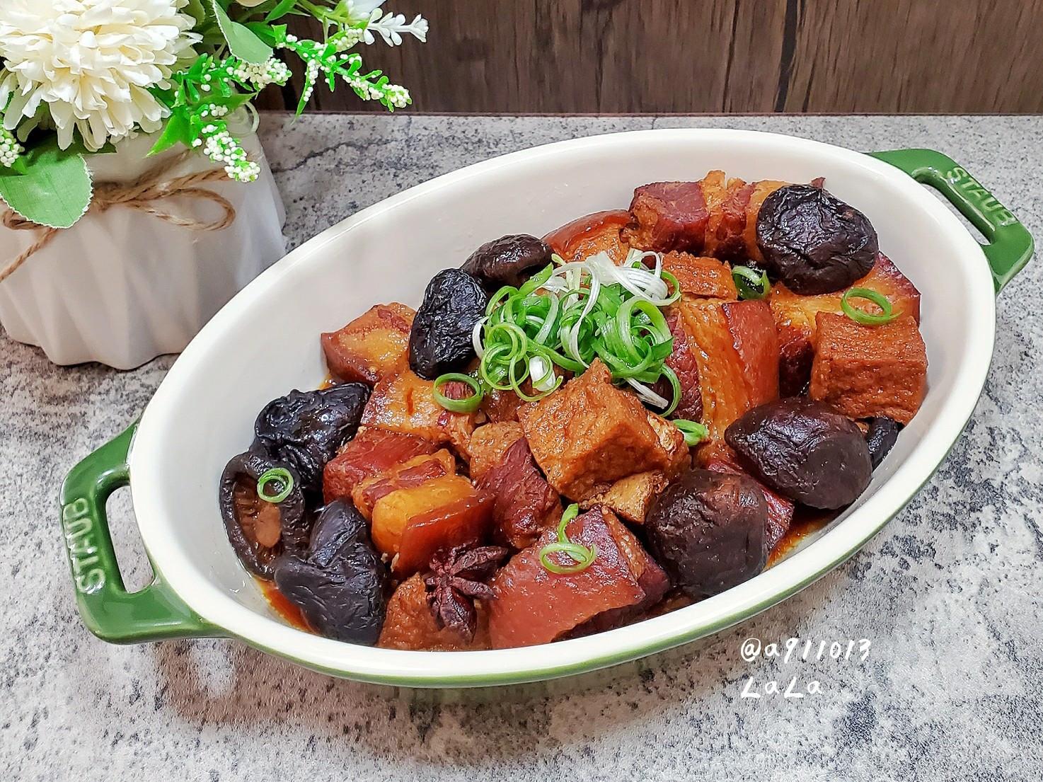 醬香滷肉(免滷包,電鍋燉煮。)