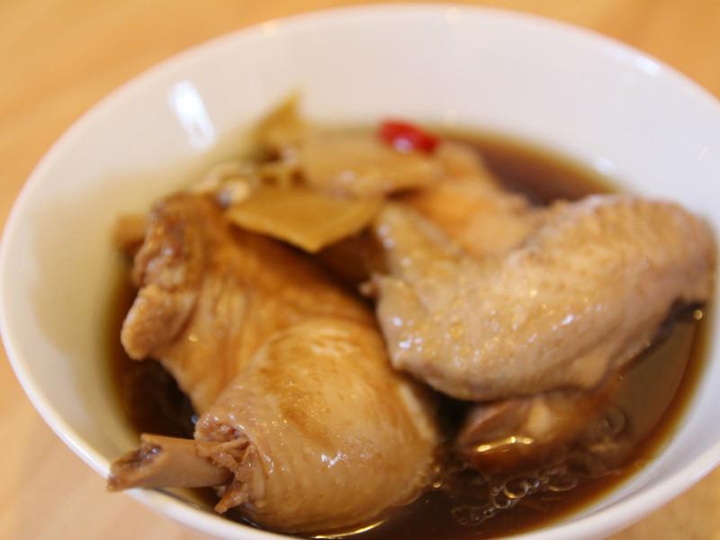 懷念阿嬷的味道--焦糖滷雞腿(大同電鍋煮)