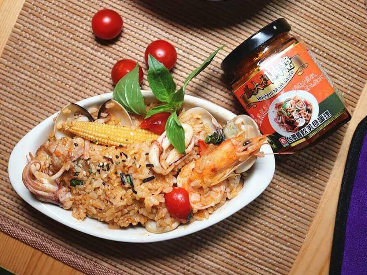 [開箱-義大利肉醬] 義大利肉醬海鮮燉飯