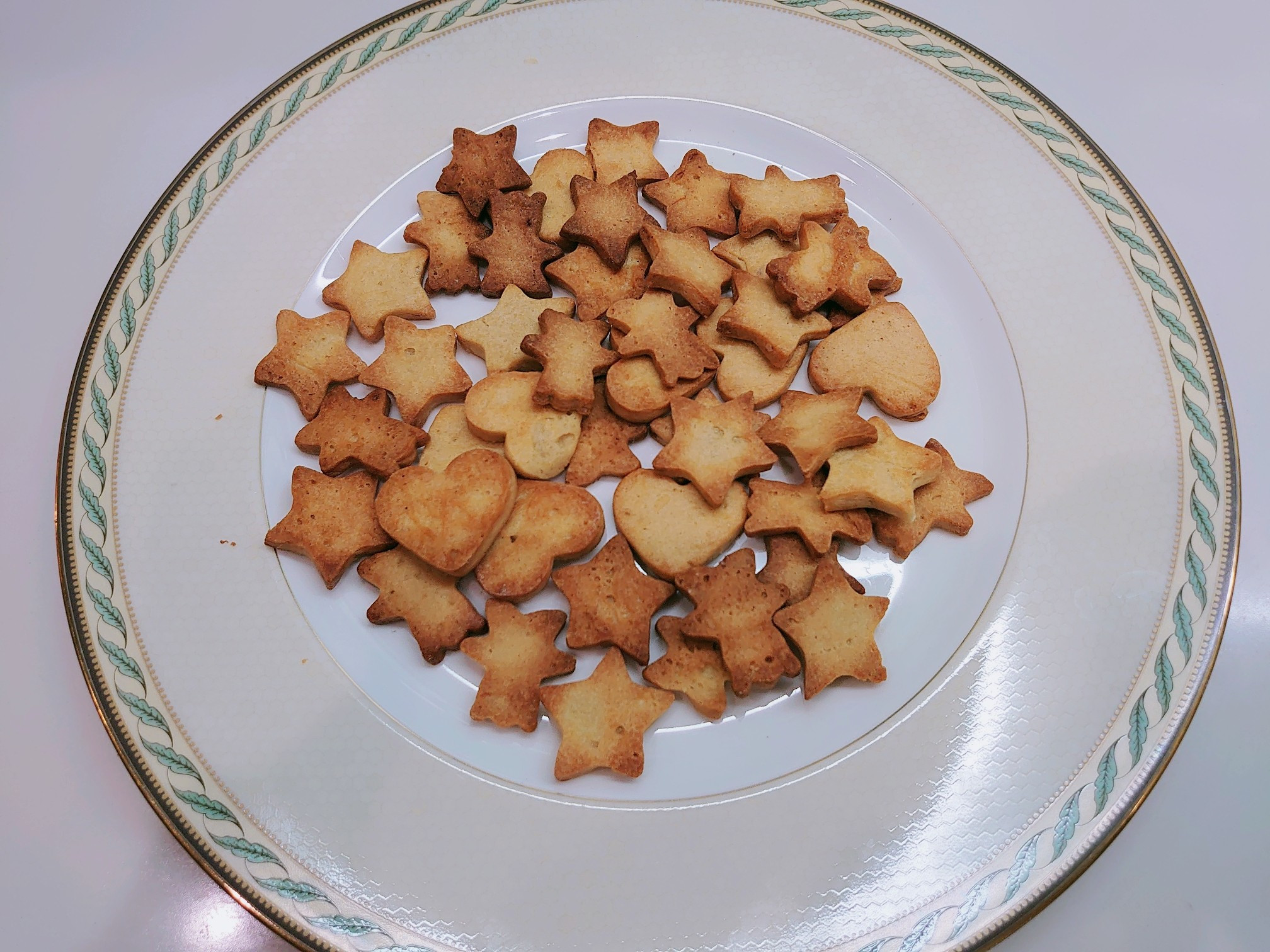 幼兒奶油餅乾 (親子烘焙/一起DIY)