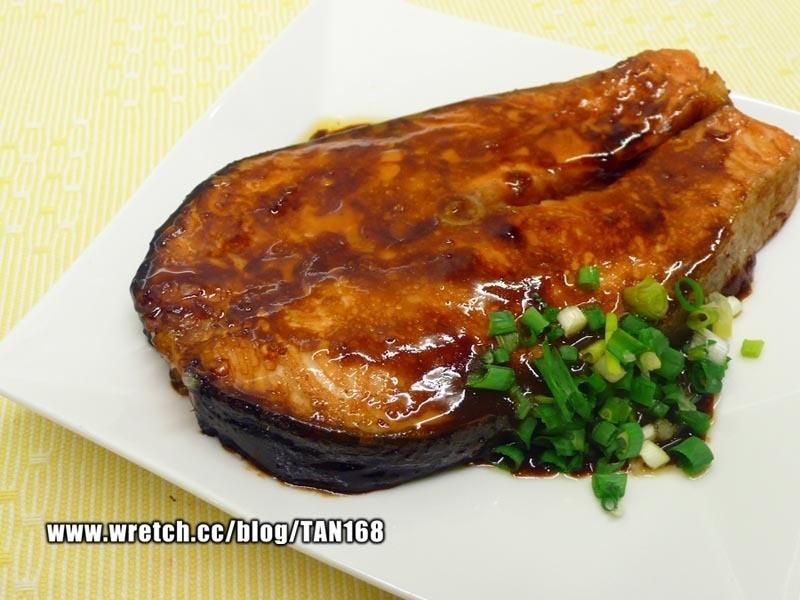 ♥ ♥紅燒鮭魚♥ ♥ <紙包魚2>