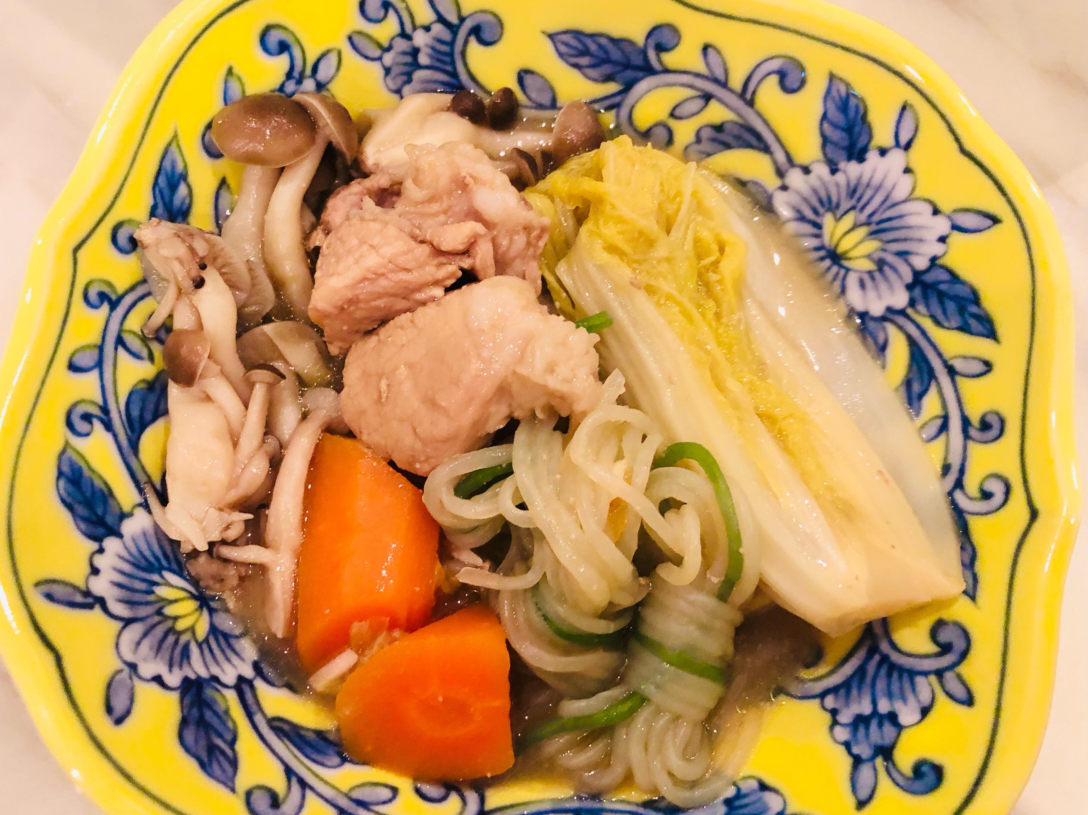 味噌燉煮豬肉