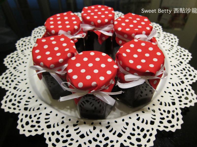 草莓蔓越莓果醬