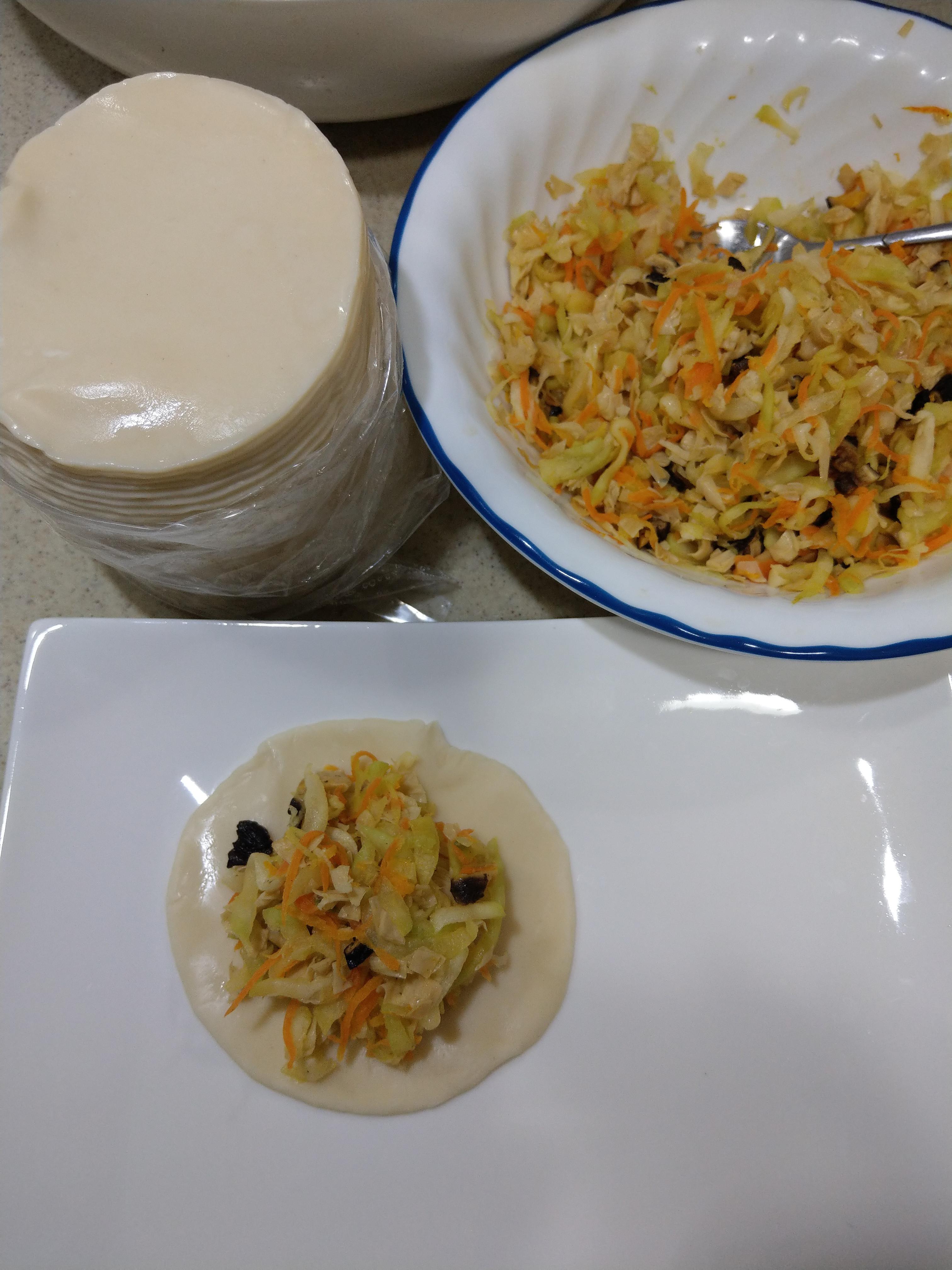 素食水餃(瓠瓜)
