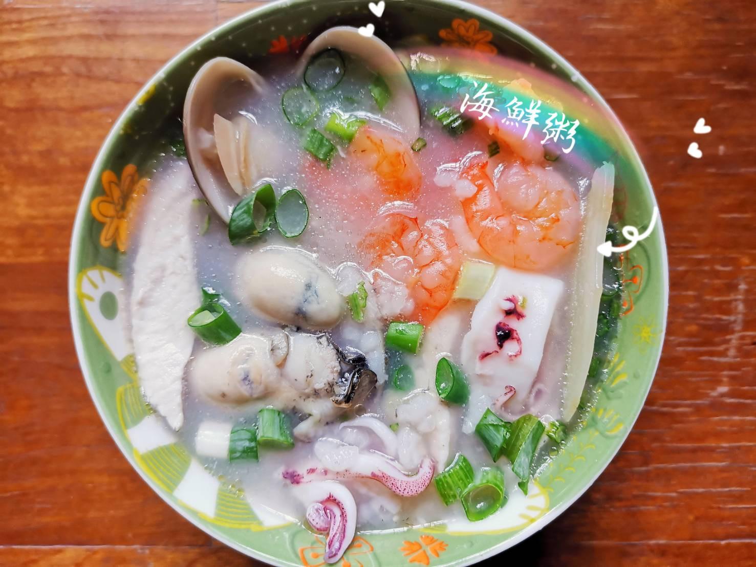 家常料理 - 海鮮粥