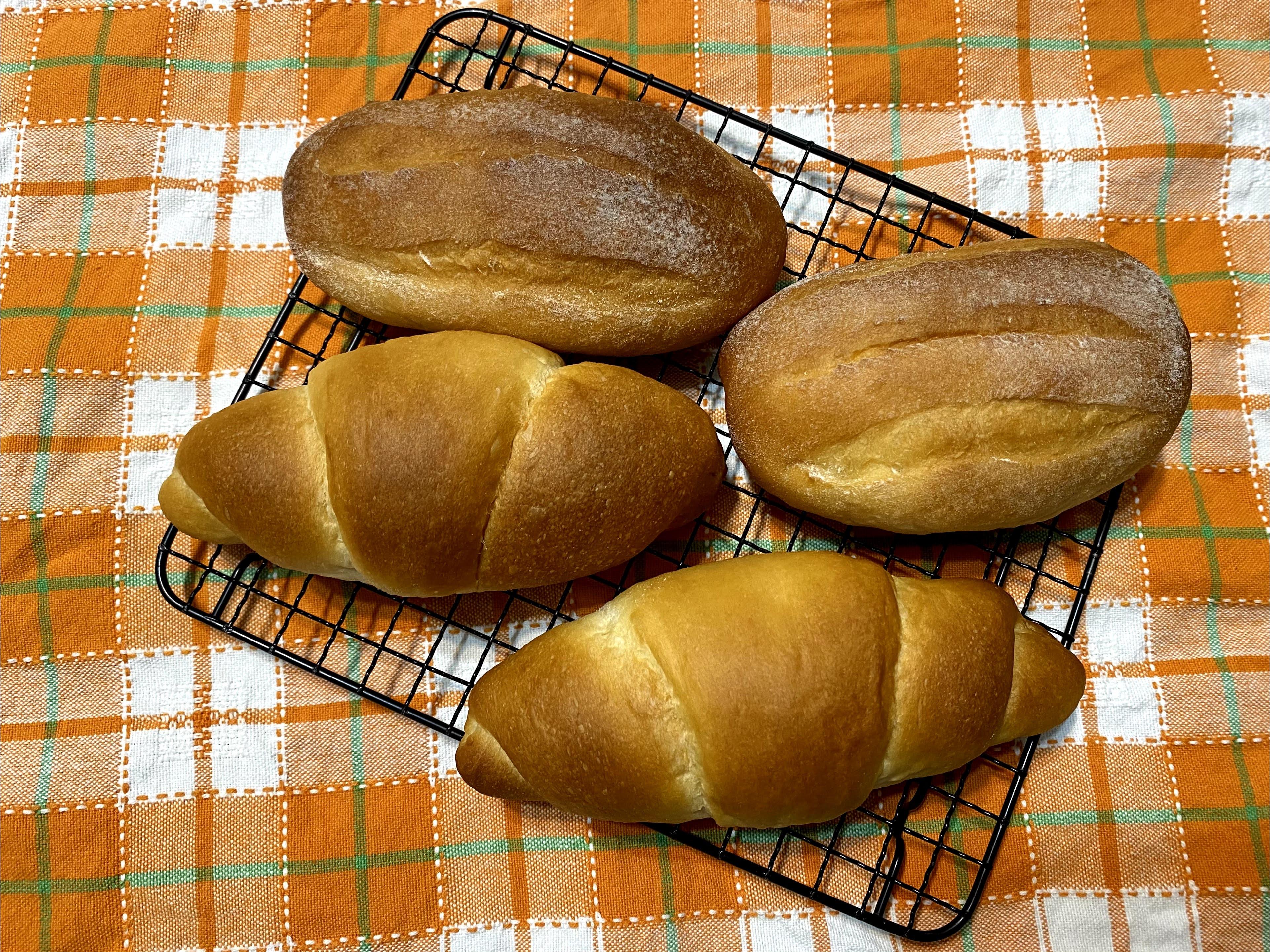 煉乳優格哈斯麵包
