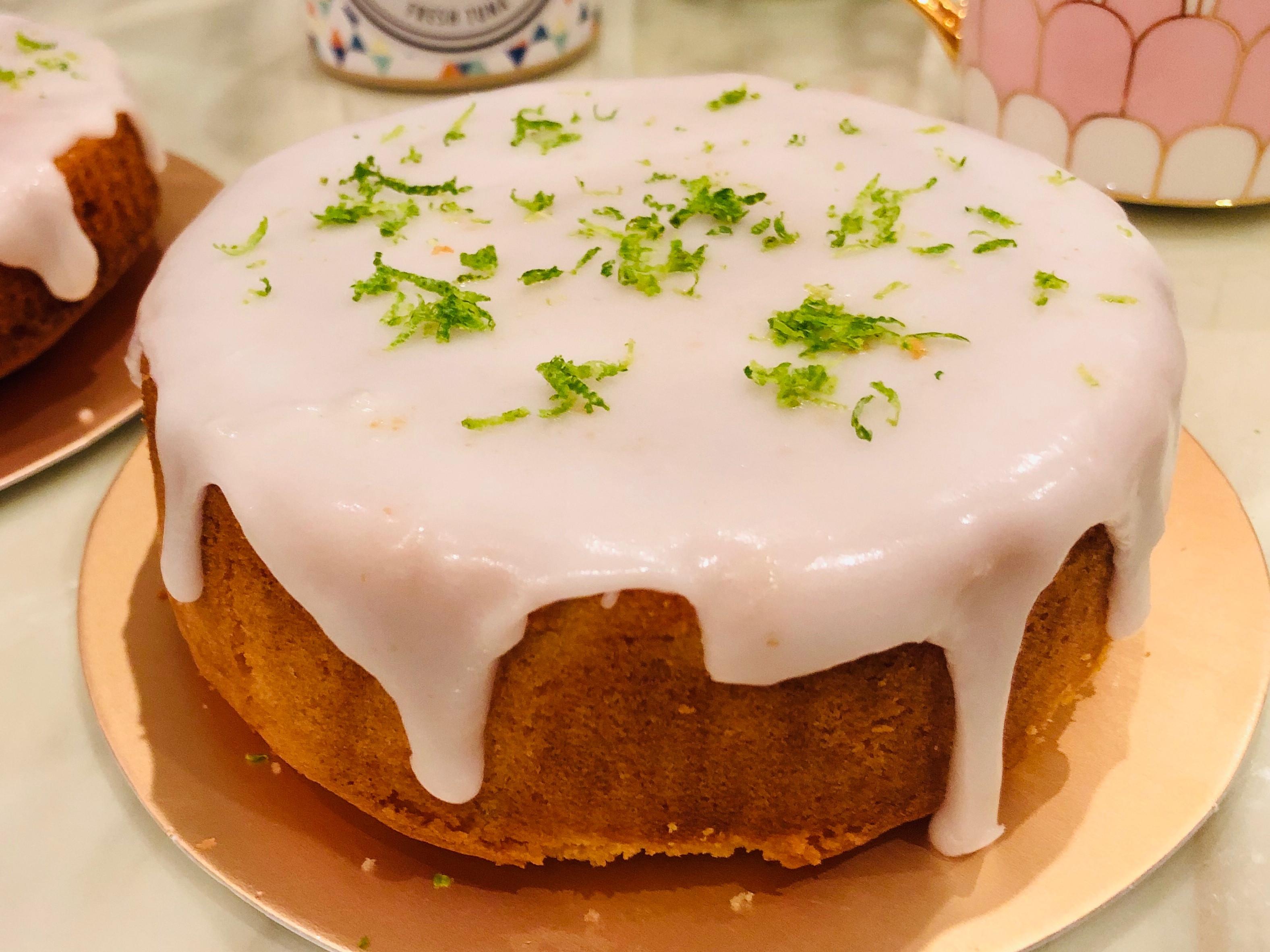 法式老奶奶檸檬磅蛋糕~全蛋打發