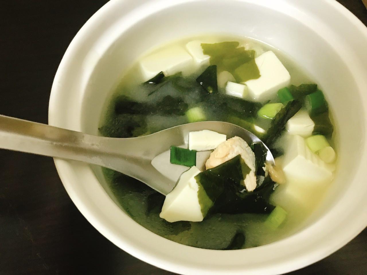 快煮鍋料理|鮭魚豆腐味噌湯