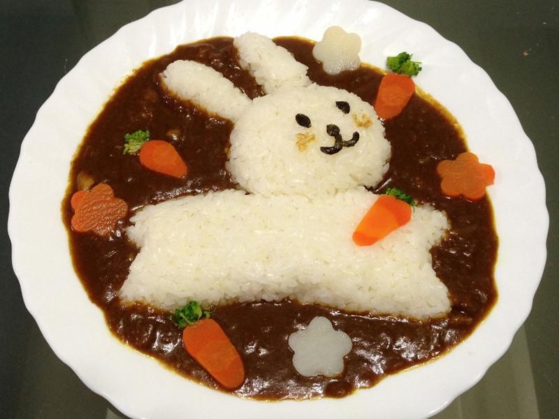 健康廚房黃金大廚10分鐘出年菜-----玉兔拜新年!