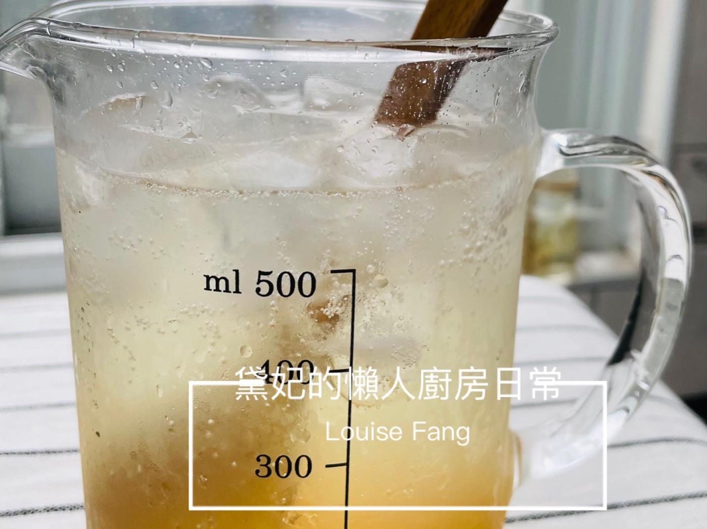 71.柚子氣泡水