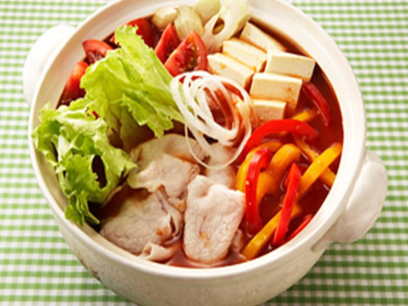 蕃茄沙拉鍋[蕃茄鍋]