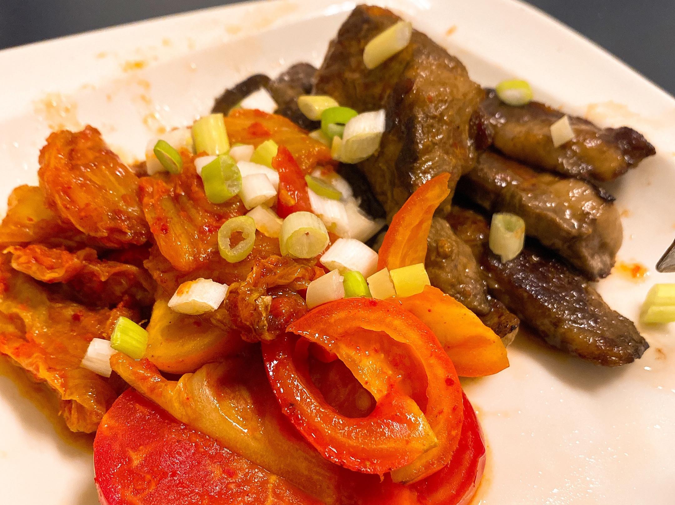 生酮飲食 韓式烤肉