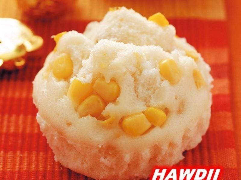 【年菜發糕】玉米發糕