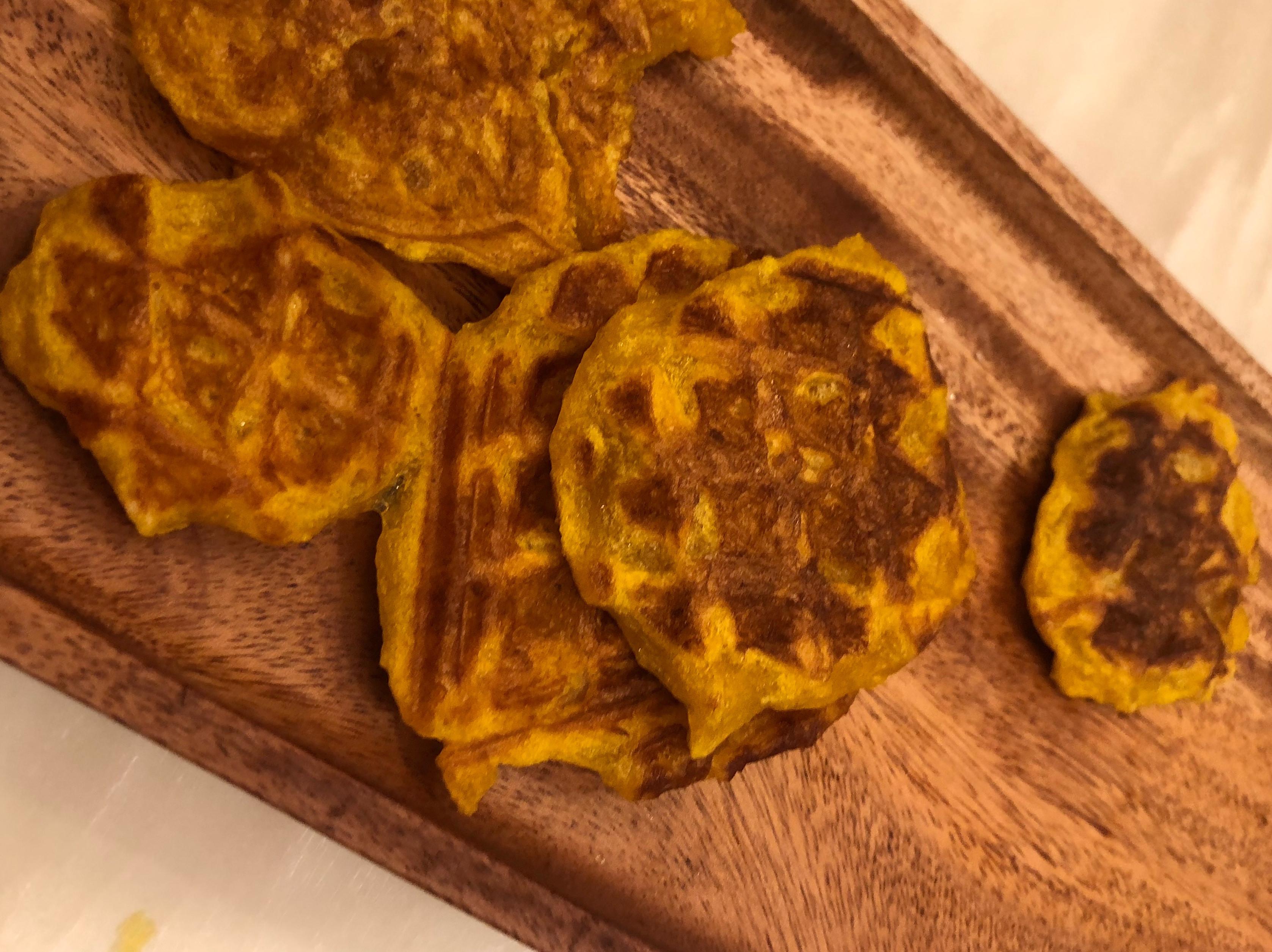自製安心又好吃的🎃南瓜Q餅🎃