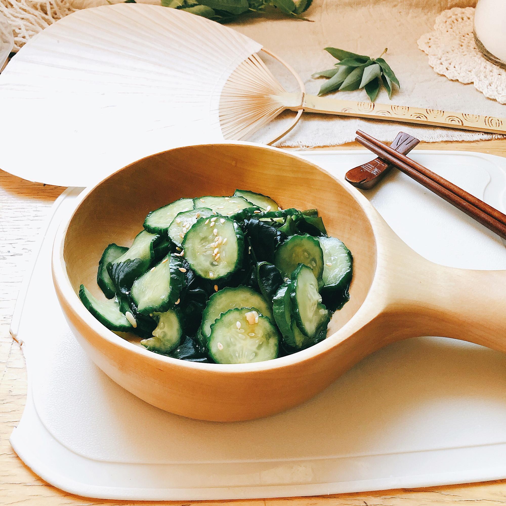 「夏日漬物」日式清新酸甜淺漬黃瓜