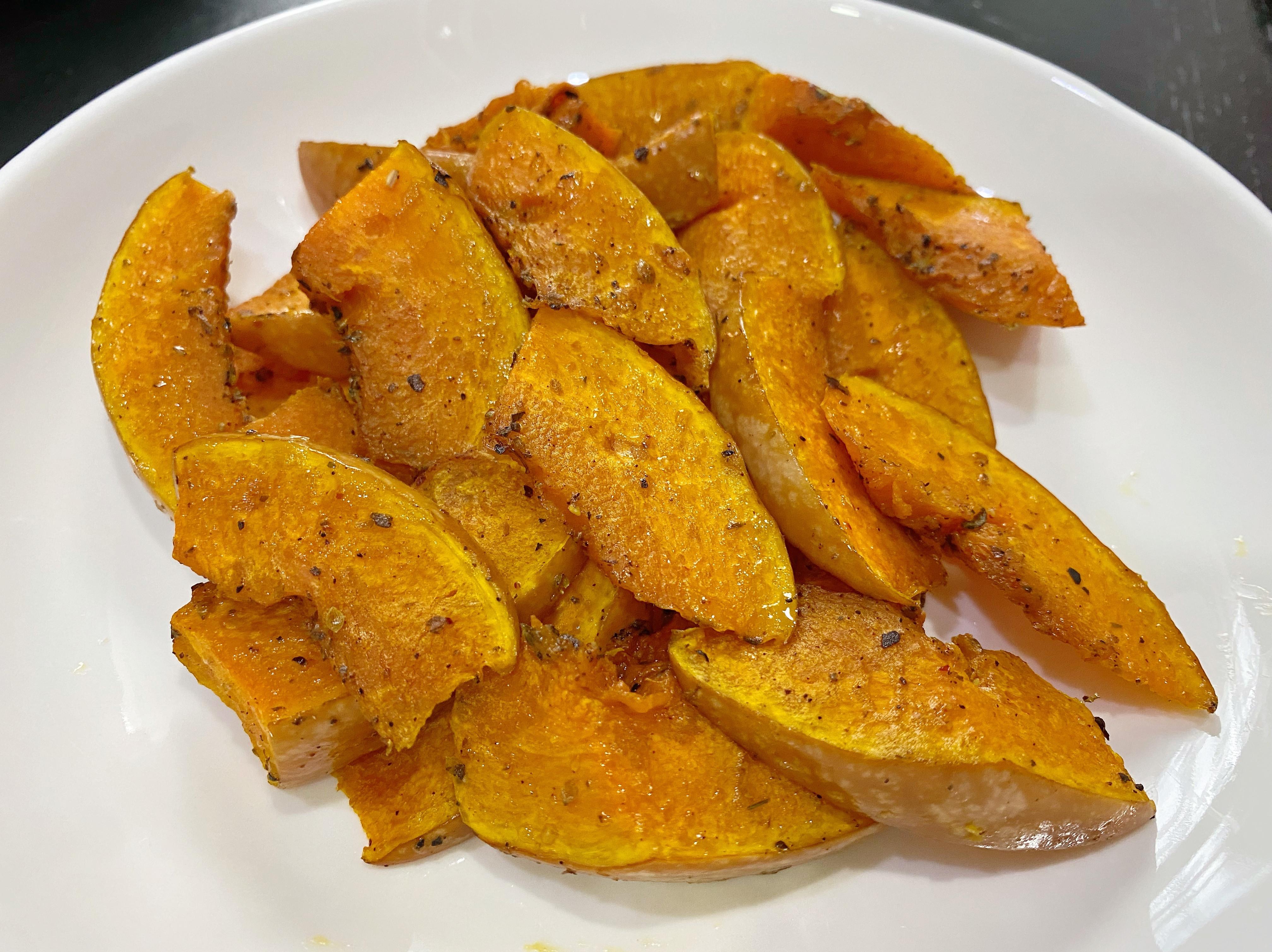 義式香料烤南瓜